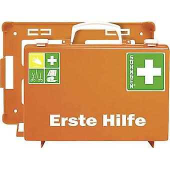 Söhngen 0301138 First aid case SN-CD DIN 13 157 Orange