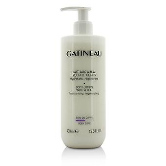 Gatineau-Körper-Lotion mit A.H.A. (neue Verpackung) 400ml / 13,5 oz