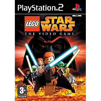LEGO Star Wars (PS2) - Factory Sealed