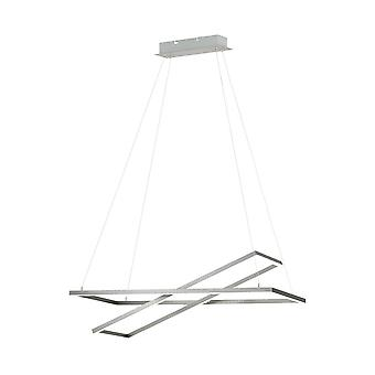Eglo LED Hanging Lamp L 800 Nickel Matt Tamasera