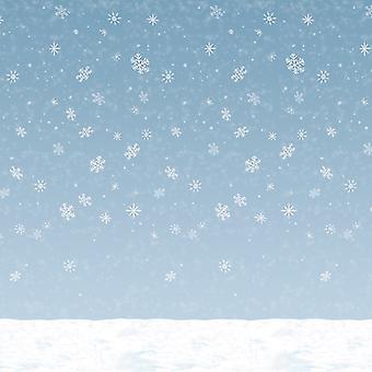 Winterhimmel Hintergrund