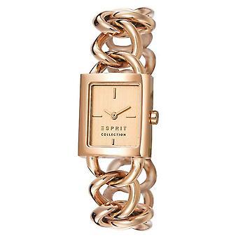ESPRIT ladies watch wristwatch Artemis Rosé stainless steel EL102102F02