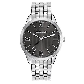 Pierre Cardin mens watch wristwatch stainless steel PC107891F06