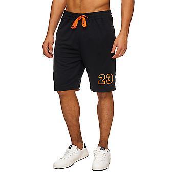 Men's sweatpants shorts sport pants fitness shorts sport Jogger stretch neon