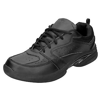 Mens Airtech Lace Up Trainers Riddell-L