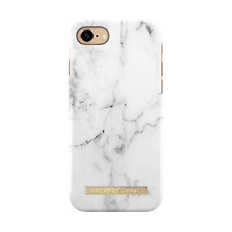 IDEAL FASHION CASE IPHONE 6/6S/7/8 WHITE MARBLE