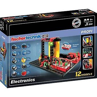 Science kit (box) fischertechnik PROFI Electronics 524326 9 years and over
