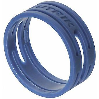 ID ring blauwe Neutrik XXR-SET-6-10 PC('s)