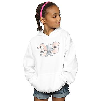 Disney Girls Dumbo Happy Day Hoodie