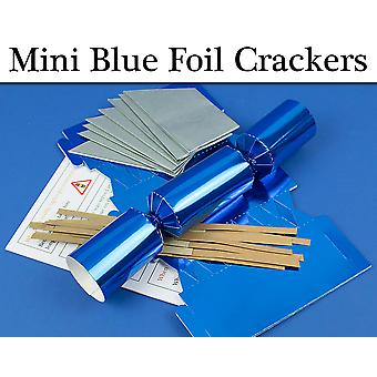 Blue Foil MINI Make & Fill Your Own Cracker Making Craft Kits & Boards