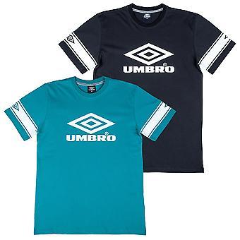 Umbro men's T-Shirt barrier tea
