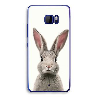 HTC U Ultra Transparent Case (Soft) - Daisy