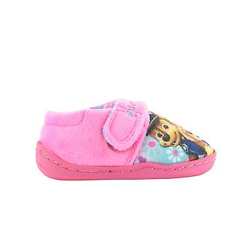 Paw Patrol Girls Hati Low Top Slippers UK Sizes Child 5-10