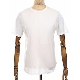 Sunspel Classic Cotton Tee - White