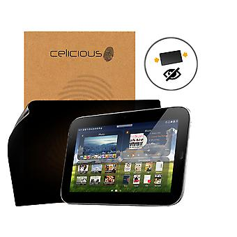 Celicious Privacy 2-Way Anti-Spy Filter Screen Protector Film Compatible with Lenovo IdeaPad K1