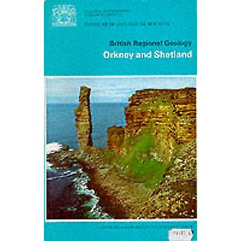 Orkney and Shetland by W. Mykura - Geological Sciences Inst. - 978011
