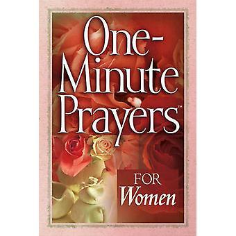 Einer Minute Gebete für Frauen von Harvest House Publishers - Hoffnung Lyda