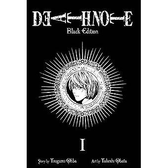 Death Note sort - v. 1 af Tsugumi Ohba - Takeshi Obata - 978142153964