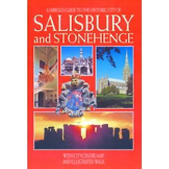 Salisbury & Stonehenge City Guide by Peter Brimacombe - 9781841652856