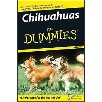 Chihuahuas For Dummies by Jacqueline ONeil