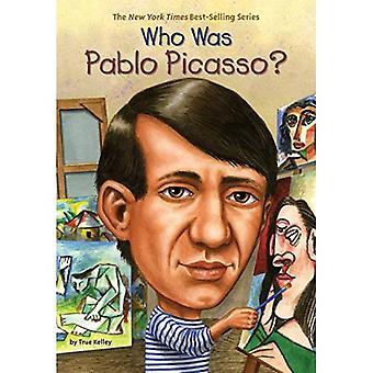 Vem var Pablo Picasso?