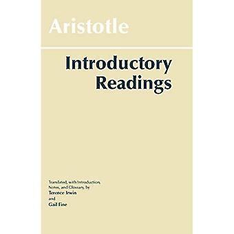 Aristoteles: Einleitende Messwerte