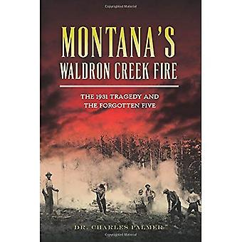 Montana's Waldron Creek Fire: The 1931 Tragedy and the Forgotten Five (Disaster)
