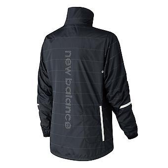 Ny balans Womens återspeglar Pack Jkt Performance Jacket Coat topp