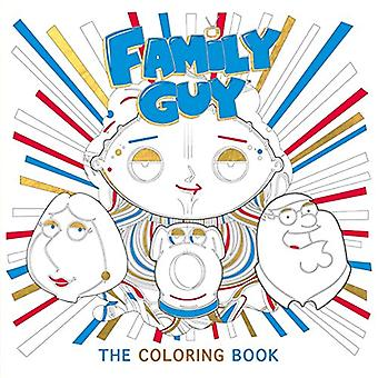 Familia tipo: libro para colorear