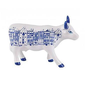 Cow Parade Amsterdam vaca (medio)