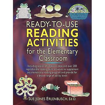 Actividades de lectura por Erlenbusch