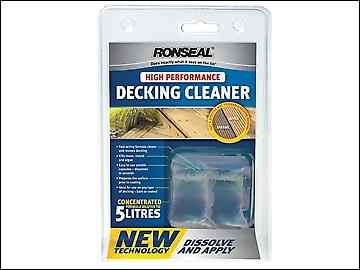 Ronseal High Performance Decking Cleaner (2 x 20ml)