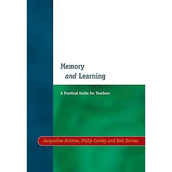 Memory and Learning by Bristow & Jacqueline