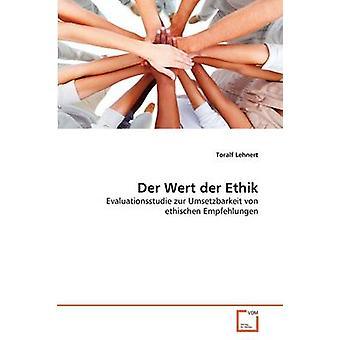 Der Wert der Ethik esittäjä Lehnert & Toralf