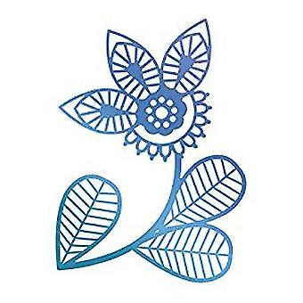 Artdeco Creations Bohemian Bouquet Collection Blooming Flowers Hotfoil Stamp (ULT158082)