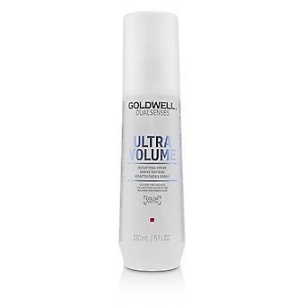 Goldwell Dual Senses Ultra Volume Bodifying Spray (Volume For Fine Hair)-150ml/5oz