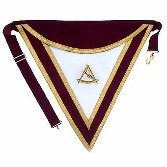 Royal & Select Masters Officer's & Past Master's Apron