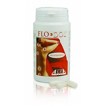 Flodol глюкозамин капсулы