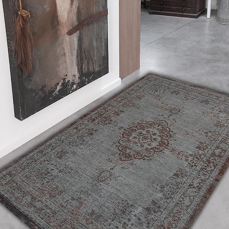 Rugs - Fading World 8257 Grey Ebony