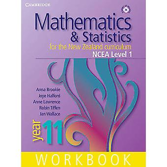 Mathematics and Statistics for the New Zealand Curriculum Year 11 Wor
