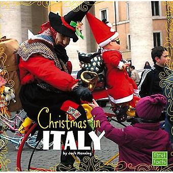 Christmas in Italy by Jack Manning - 9781476531007 Book
