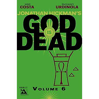 God is Dead - v.6 by Mike Costa - Emiliano Urdinola - 9781592912667 Bo
