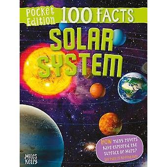 100 Facts Solar System Pocket Edition by Ian Graham - 9781786176233 B