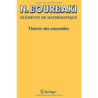 Theorie DES Ensembles by N Bourbaki - 9783540340348 Book