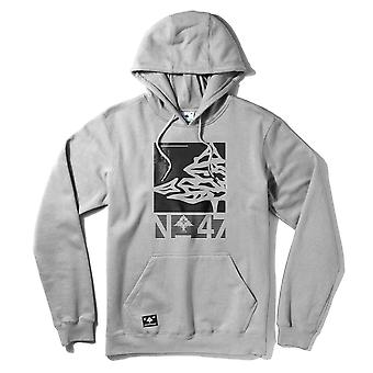 Lrg Tales Of The Tree Pullover Hoodie Ash Heather