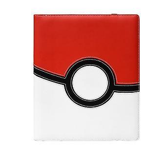 Ultra Pro Premium 9-Pockets Pokemon Pokeball Samlarpärm 360 Kort