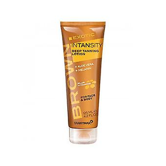 Tannymaxx Brown Exotic Intansity For Face And Body Deep Tanning Lotion - 125ml
