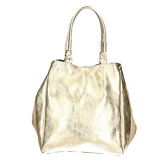 Leather shoulder bag Made in Italy AR34015