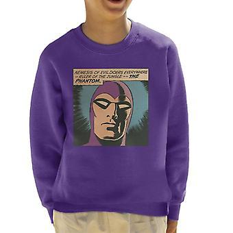 Fantomen nemesis av Evil doers Kid ' s tröja