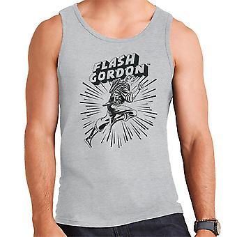 Flash Gordon Action Leap Men's Weste